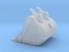 "1:50 60"" Heavy Duty bucket for Cat 336D/E 3d printed"