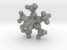 Hexamethylbenzene dication 3d printed