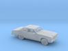 1/160 1977-79Pontiac Bonneville Brougham Coupe Kit 3d printed