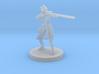 (IA) Zam Wesell (Human) 3d printed