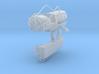 1/24 Z Gun 3d printed