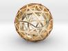13mm f134 skeletal polyhedron lawal solids gmtrx  3d printed