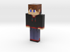 Blackday787 | Minecraft toy 3d printed