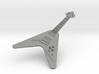 Gibson Flying V 3d printed
