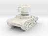 T 26 4 76mm Tank 1/100 3d printed