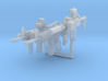 Brickgun Pack1 3d printed