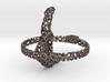 voronoi yoga pendant 3d printed