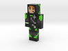 IDire | Minecraft toy 3d printed