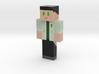 Samix0 anime | Minecraft toy 3d printed
