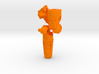PRHI Solid Arm Complete Kit - Right with Grip Hand 3d printed