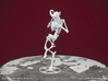 Faun Skeleton 3d printed