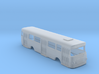Roman 112 U Bus Body Scale 1:120 3d printed