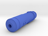 Vanquish Sniper Airsoft Silencer (14mm Self-Cuttin 3d printed