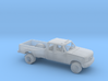 1/87 1992-96 Ford F Series Ext Cab Dually Kit 3d printed