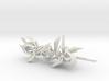Genghis / 3D Style Writing / Sculptural Graffiti 3d printed