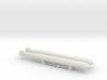 1/32 DKM Schnellboot Torpedo Mounted Set 3d printed