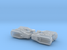 Unic P 107 U 304(f) Halftrack 1/200 3d printed