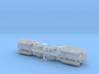 Unic P 107U 304(f) Halftrack 1/160 3d printed