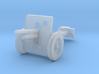 100mm howitzer wz. 1914_19 late 1:160 3d printed
