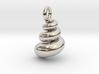 Pendant   Shell 3d printed