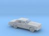 1/87 1977-79  Oldsmobile Delta 88 Sedan Kit 3d printed