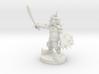 Goblin Chief 3d printed