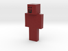 hhills | Minecraft toy 3d printed