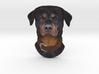 Reliëf / Rottweiler / 180mm / art.#MK008 3d printed