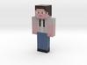 B0tul | Minecraft toy 3d printed