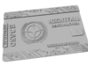 Star Citizen Card 2014 Personal 3d printed Front