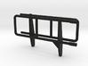 1/6 scale GoTruck hmmwv-brush-guard 3d printed