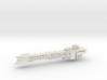 Imperial Legion Long Cruiser - Armament Concept 9 3d printed