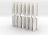 Aqueduct Enforcement Pillar Pack 3d printed