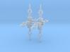 Signal Finial (Cruciform) 1:87 scale 3d printed