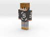 SymonScaur   Minecraft toy 3d printed