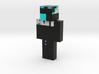 decee6c652d9f555a3b42b590c64c50a | Minecraft toy 3d printed