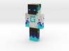 gamer guy | Minecraft toy 3d printed