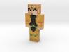 MrSet | Minecraft toy 3d printed