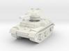 Panzer II Luchs 1/120 3d printed