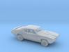 1/160 1969 Pontiac GTO Kit 3d printed