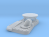 1/192 USS BB59 Anchor Chain Capstan Starboard 3d printed