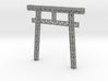 Truss Torii Gate 3d printed