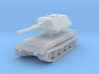 E 100 Maus 150mm 1/200 3d printed