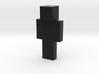 raindeer | Minecraft toy 3d printed