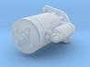 1/25 Starter Motor  3d printed
