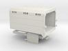 1/64th Chipper Truck Straight Dump Box Body 3d printed