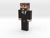 CAMM_ | Minecraft toy 3d printed