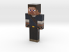 Akhaten | Minecraft toy 3d printed