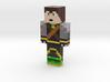 477 | Minecraft toy 3d printed