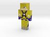 zorelmo   Minecraft toy 3d printed